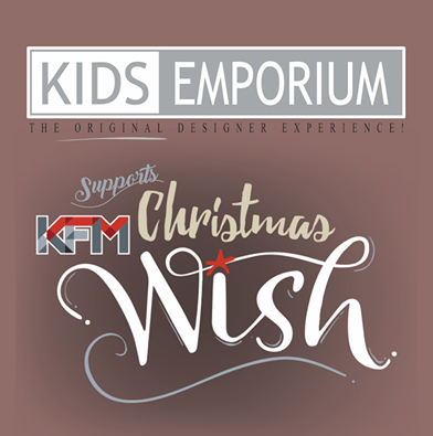 Making a Wish come true with Kids Emporium and KFM